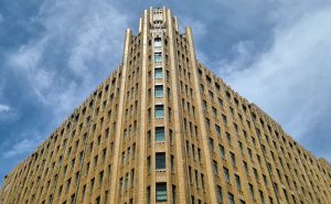 Grace Hotel Sydney Art Deco