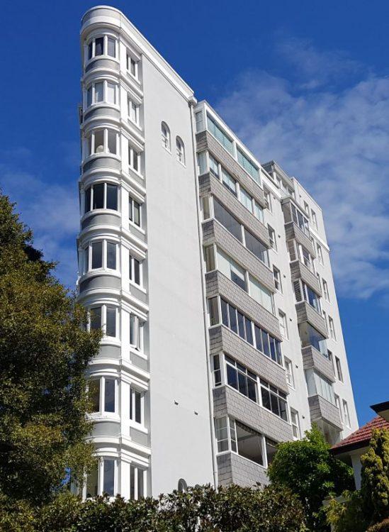 Meudon Building Elizabeth Bay