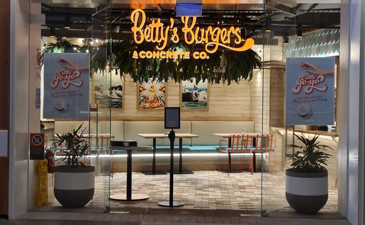Bettys burgers Parramatta