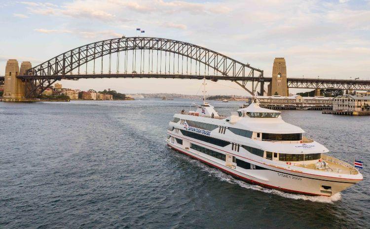 Sydney Solstice Sunset cruise