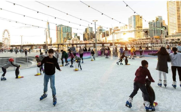 Ice Rink Darling Harbour