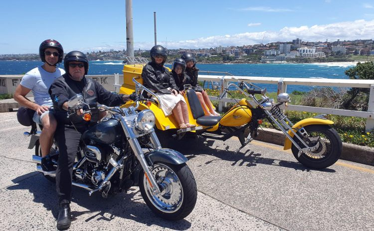 Troll Trike and Bike Tours Sydney