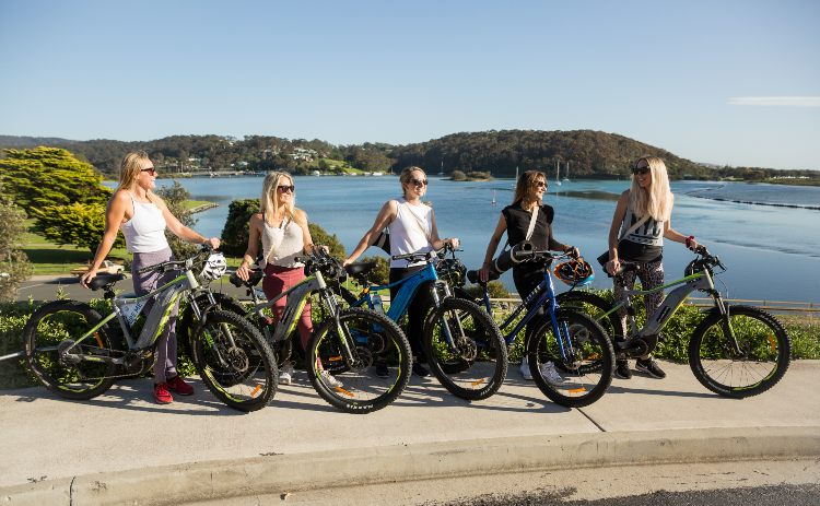 Narooma Bike Tour Discover