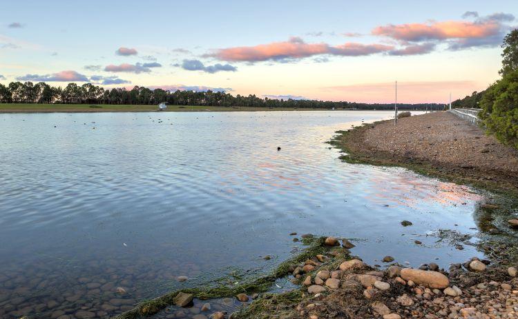 Penrith lakes walks
