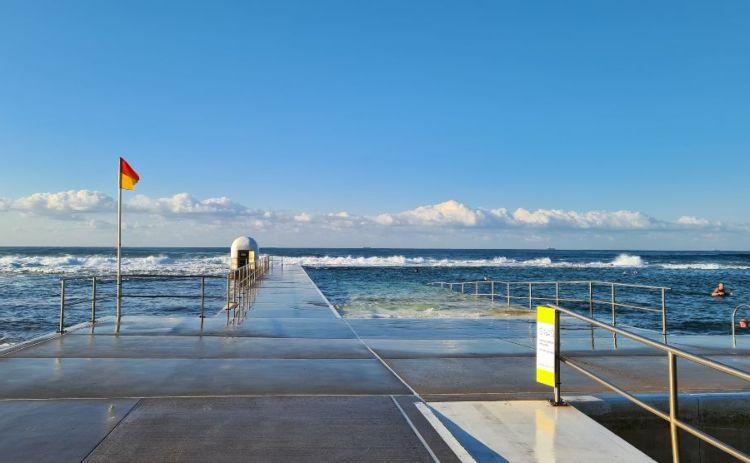 Merewether Beach Ocean Pool Newcastle