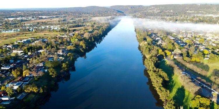 Nepean River Sydney